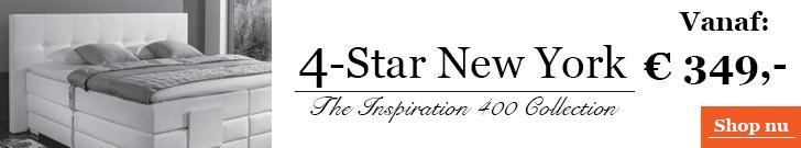 Hoofdbord 4-Star New York