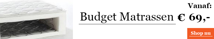 Categorie Budget Matrassen
