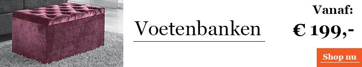 Categorie Luxe Voetenbanken