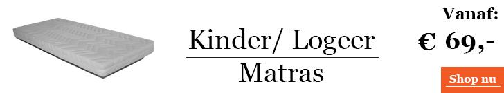 Kinder/ Logeer Matras