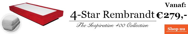 4-Star Rembrandt matras