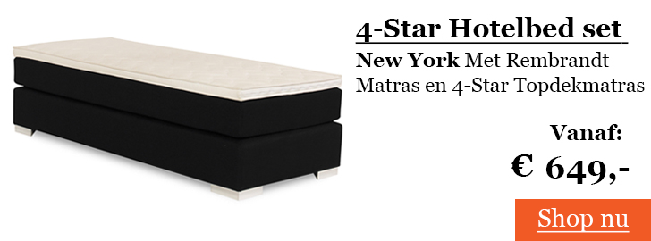 Hotelbed Set 3-Star Hotel Strauss