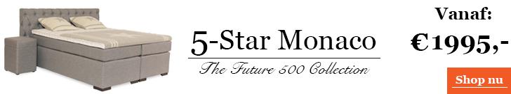 Boxspringcombinatie 5-Star Monaco