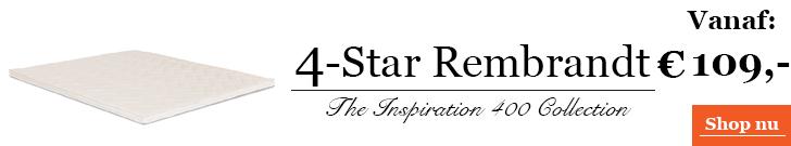 4-Star Rembrandt topdekmatras