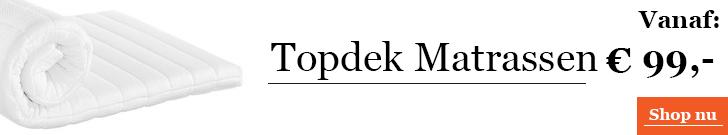 Categorie Topdek Matrassen